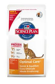 science plan feline adulte poulet 10kg (HILL's)